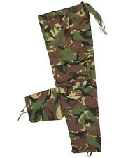 Kids Childrens Boys Kombat UK Army Combat Trousers DPM Woodland Camo Military