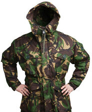 DPM WINDPROOF SMOCK - WOODLAND - BRITISH ARMY - GRADE 1 USED - ALL SIZES -CADETS