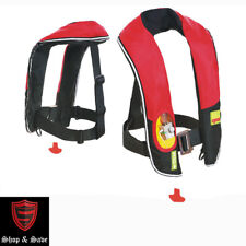 Premium Quality Automatic/Manual Inflatable Life Jacket Life Vest Flotation PFD