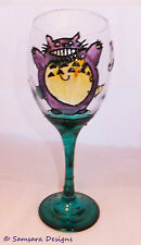 My Neighbour Totoro Studio Ghibli Japanese Wineglass Gift