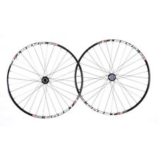 "Tune + NoTubes Crest 29"" Laufradsatz Cannondale Lefty - schwarz - MTB wheel set"