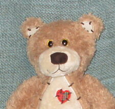 Musical Teddy Bear, 12 Inch Plush Stuffed Animal - Song of your Choice!-Stitches