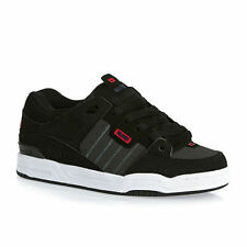 Scarpe Skate Globe Shoes FUSION Black Night Red Zapatos Chaussures Uomo Donna