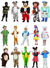 CHILDRENS KIDS OUTFIT FANCY DRESS COSTUME WORLD BOOK DAY WEEK TODDLER 2-4 YEARS
