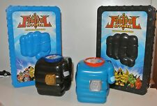 Fistful of power action force figure sets Black Blue Fists