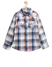 XnY Western Cotton Check Shirt For Boys (TP 1030185 X2)