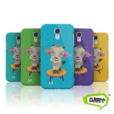 Happy Goat Protective Snap on Cover Samsung Galaxy S4 Case / Cover