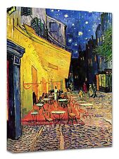 Van Gogh Cafe Terrace at Night -CANVAS Print