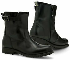 Rev'it Freemont Black Leather Motorcycle Boots NEW RRP £149.99 FBR028