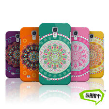 Mandala Protective Snap on Hard Shell Samsung Galaxy S4 Case / Cover