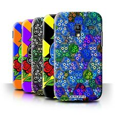 Candy Skull Calavera Phone Case/Cover for Samsung Galaxy Ace Plus/S7500