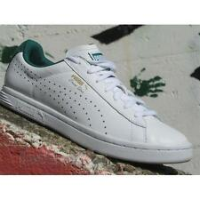 Scarpe Puma Court Star CRFTD 359977 03 sneakers casual moda unisex white green T