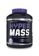 (8,98€/1kg) BioTech USA Hyper Mass 5000 Weight Gainer 5000g