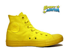 Converse All Star CT Hi Monochrome Giallo Scarpe Sportive Sneakers 152700C
