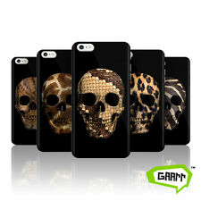 Animal Print Skulls Protective iPhone 6 Case 6s Cover