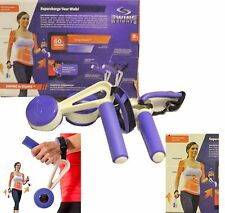 2 Gym Fitness Swing Walking Weights Exercise  AS SEEN ON TV Training Dumbells