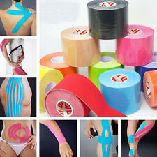 5cm x 5m Elastischer Kinesiologie Tape Kinesiology Sport Tape Physiotape Tapes