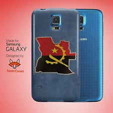 Angola National Country Flag Case Cover for Samsung Galaxy