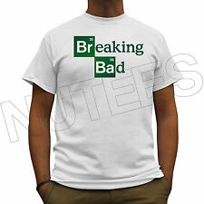 Breaking Bad Periodic Table Bromine Barium Mens Ladies Kids T-Shirt and Vests