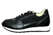 FLEXA BY FRATELLI ROSSETTI GROUP SNEAKERS DONNA COLORE NERO PELLE ART. 33500