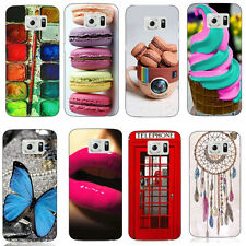 SAMSUNG GALAXY S7 Cases Designer Printed Cartoon Fancy Back Cover for Girl 3