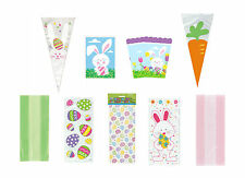 Easter Egg Treat Hunt Boxes Cello Bags