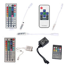 10/20/44 Key IR RF Remote Controller Kit for 3528 5050 RGB LED Light Touch Music
