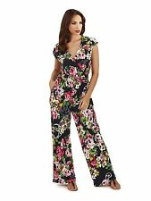 Summer Womens Celeb Inspired Sexy Playsuit Ladies Long Jumpsuit All in One