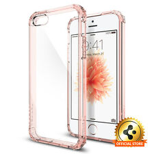 Spigen® Apple iPhone SE / 5s / 5 [Crystal Shell] Shockproof Case Clear TPU Cover