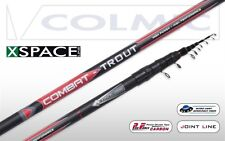 Colmic Canna in Carbonio Combat Trout Trota Torrente Teleregolabile PEB