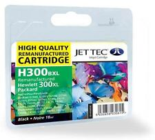 H 300 / HP300XL Black Remanufactured High Capacity Ink Cartridge