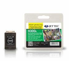 H 300 / HP300 Black Remanufactured Standard Ink Cartridge