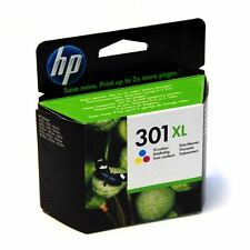 HP301XL Tri-Colour High Capacity Original HP Printer Ink Cartridge