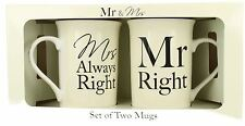 Lesser and Pavey Mr and Mrs Wedding Gift Set LP33186