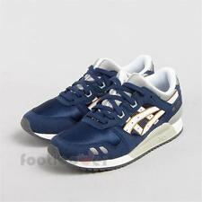Scarpe Asics Gel Lyte III PS C5A5N 5001 Bambino running Navy White Fashion Moda