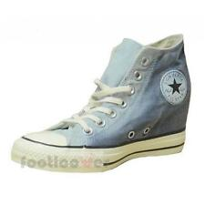 Scarpe Converse All Star CT As Mid Lux Inside Heel 552693c Donna Ambient Blue