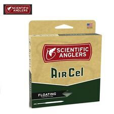 Scientific Anglers AIRCEL Yellow WF Floating Fly Line * 2018 Stocks *
