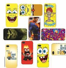 Lenovo A2010 phone back cases Printed Mobile Covers Minions Disney designs 5