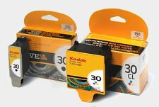 KODAK 30 Black & Colour Original Printer Ink Cartridges