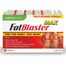 Naturopathica - Fatblaster Max 60s Burn Fat, Calories, Boost Energy Performance