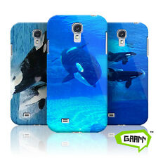 Killer Whale Case For Samsung Galaxy S4 Orca Animal Hard Shell Protective Cover