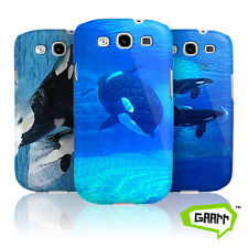 Killer Whale Case For Samsung Galaxy S3 Orca Animal Hard Shell Protective Cover
