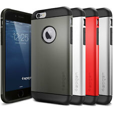 Spigen Tough Armor Back Case Cover Apple iPhone 4 / 5 / 6 / 6 Plus