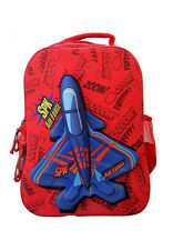Moladz Air Force School Bag Red
