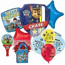 Helium Paw Patrol Foil Balloon Inflate a Fun Paw Patrol Latex 6 Pack Balloons