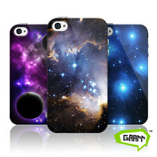 Cosmos Case For Apple iPhone 4 Space, Planets, Stars Protective Phone Case