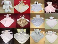 F&F Tesco Baby Soft Toy & Comforter Blankie Blanket Animals