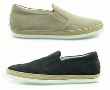Tod's €298 mocassini uomo SCARPE shoes loafers herrenschuhe mokassin men's  mg1