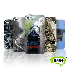 Steam Engine Case For iPhone 4 Steam Locomotive Train Protective Phone Cover