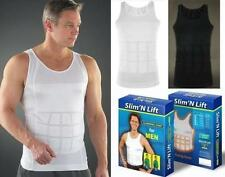 Slimming Vest Top for MEN  Slim N Lift - MEN's Shirt Body Shapers